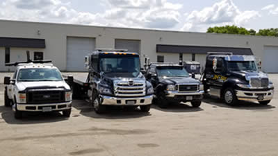 Wisconsin's Best Tow Truck Company